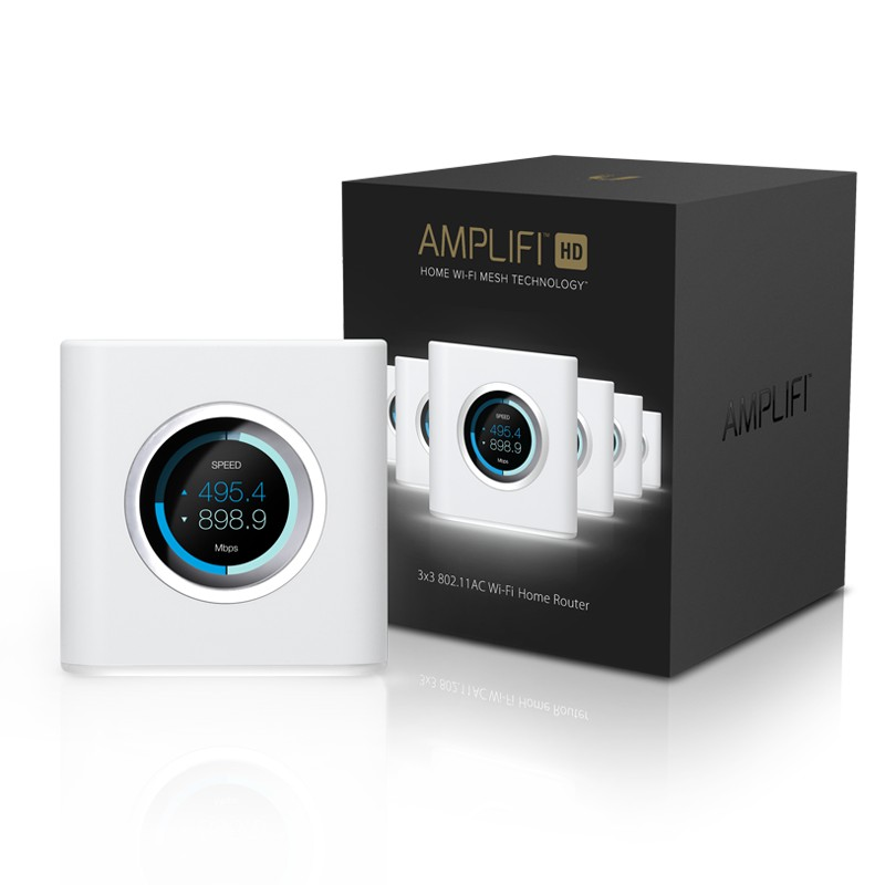 amplifi hd mesh router 5